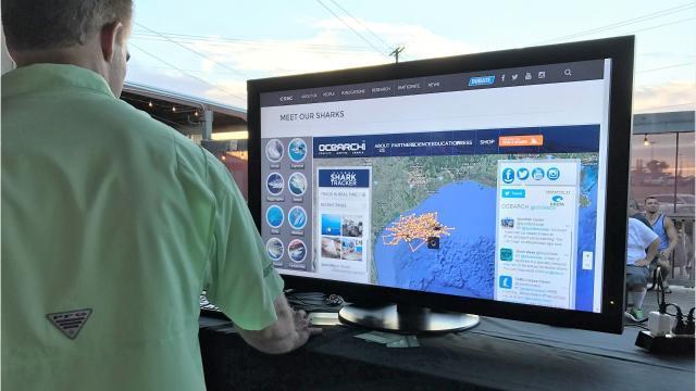 Corpus Christi graduate student and professor appear in Shark Week