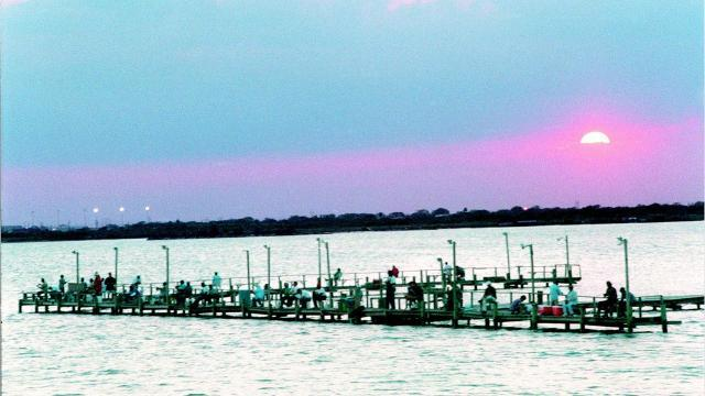 No-boat fishing opportunities in the Coastal Bend