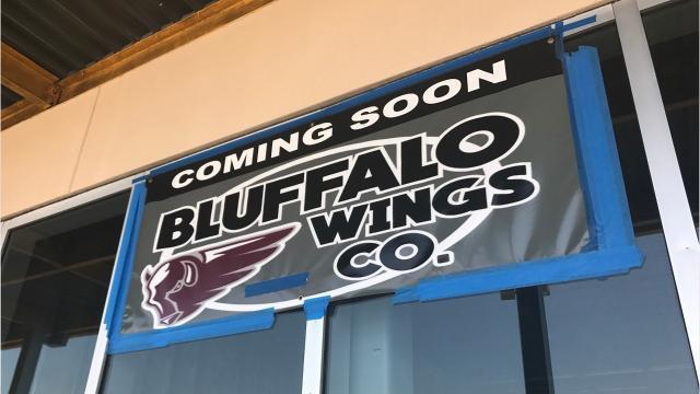 Bluffalo Wings Co. plans Flour Bluff restaurant