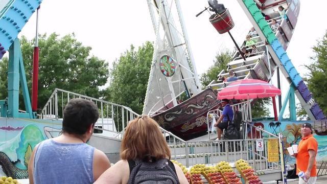 Texas/Oklahoma Fair