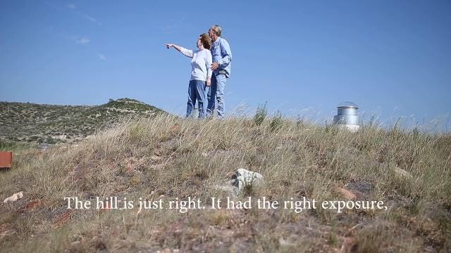 San Angelo couple build their dream home and it's underground.