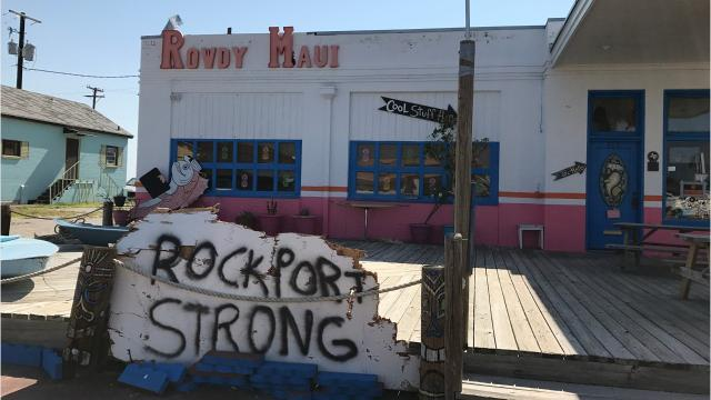 Rockport Heritage District makes tough decisions in Harvey aftermath