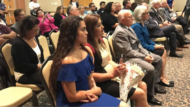 Dr. Hector P. Garcia Scholarship recipient grateful for scholarship