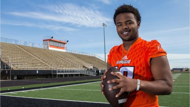 All-South Texas Football MVP: Jacobe Avery, Refugio