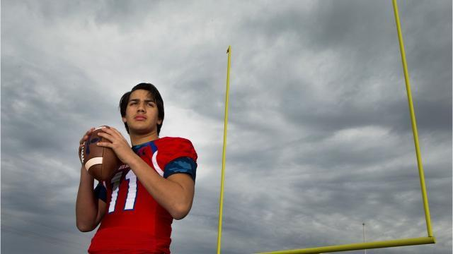 All-South Texas Newcomer of the Year: Austin Ochoa, Gregory-Portland