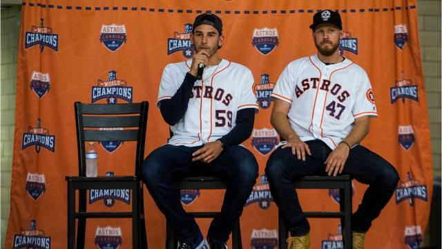 Astros Caravan brings Devenski, Musgrove back to Corpus Christi