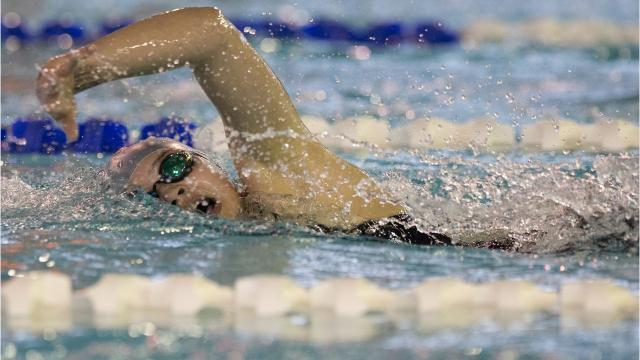 Tuloso-Midway swimmer Zoe Garcia talks about what she learned from qualifying for UIL State in three events as a freshman.