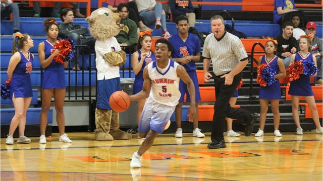The San Angelo Central High School boys basketball team pulled out a thriller against Copperas Cove on Tuesday, Jan. 23, 2018.