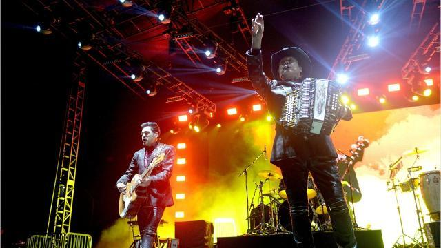 Los Tigres del Norte will return to Corpus Christi March 23, 2018. They'll perform at the Concrete Street Amphitheater.