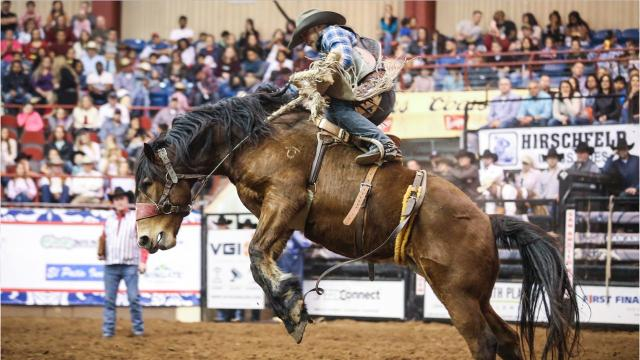 Highlights from San Angelo Rodeo 9th performance