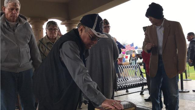 Since 2015, the Coastal Bend State Veterans Cemetery has buried and honored over 90 unaccompanied veterans that have no other family. They invite the public each time to the ceremonies so that they never leave a veteran behind.