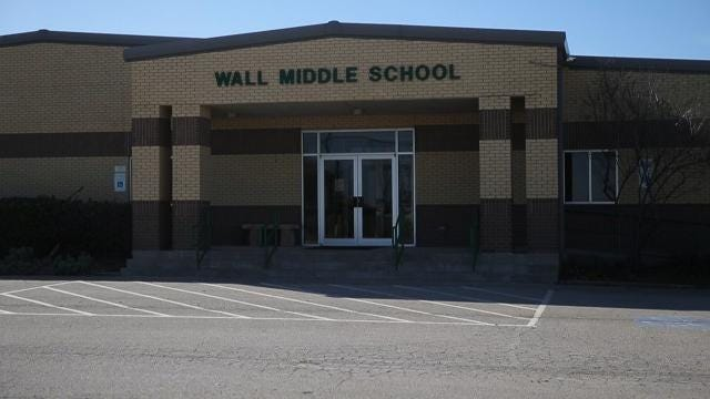 Wall ISD arms staff to protect students in school