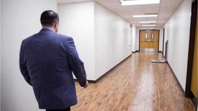 The Corpus Christi VA Outpatient Clinic has added more exam rooms, a triage room and much more to better serve veterans seeking care. The remodel comes nearly seven months after the clinic was damaged by Hurricane Harvey.