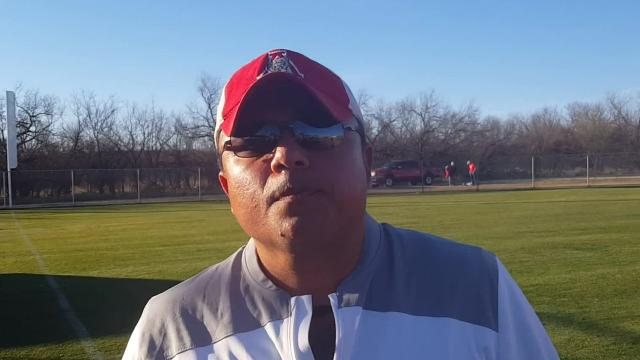Postgame interviews: Haskell at Albany softball