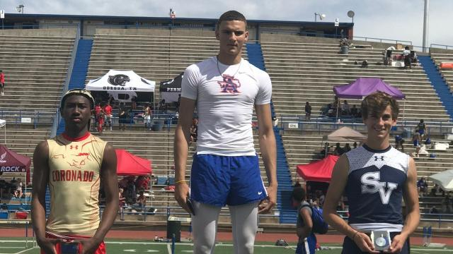 Day Two Highlights for the 60th Annual San Angelo Relays held at San Angelo Stadium, March 24, 2018.