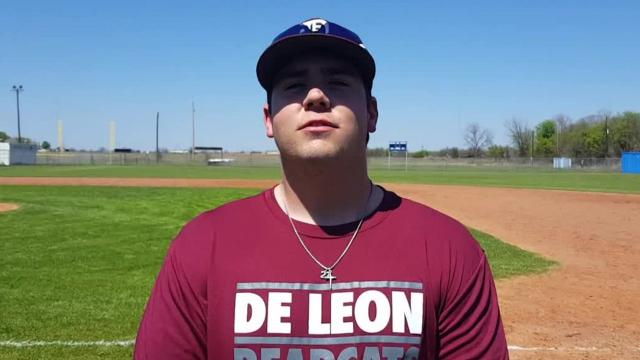 How motivated is De Leon?