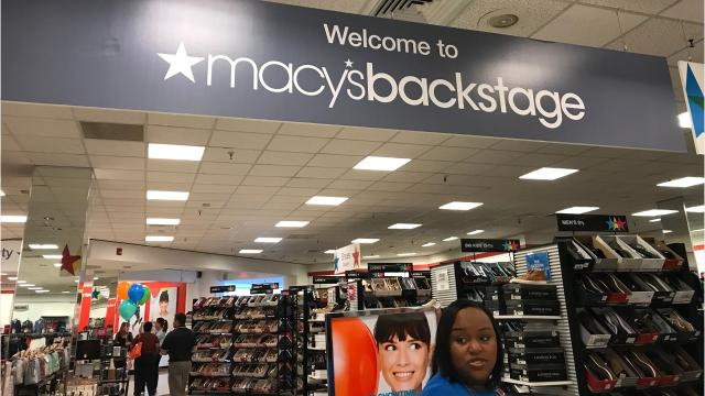 Corpus Christi's La Palmera Mall has seen much expansion in the last year. The latest change has been the opening of Macy's Backstage, a store within the full-line Macy's department store.