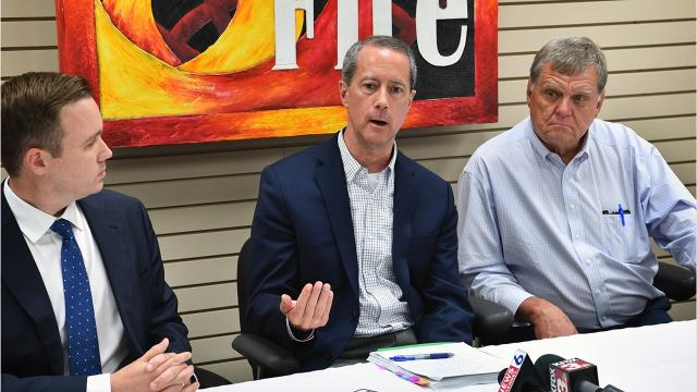 Congressman Mac Thornberry met with farmers and producers to discuss the Farm Bill and rural development, including broadband infrastructure.
