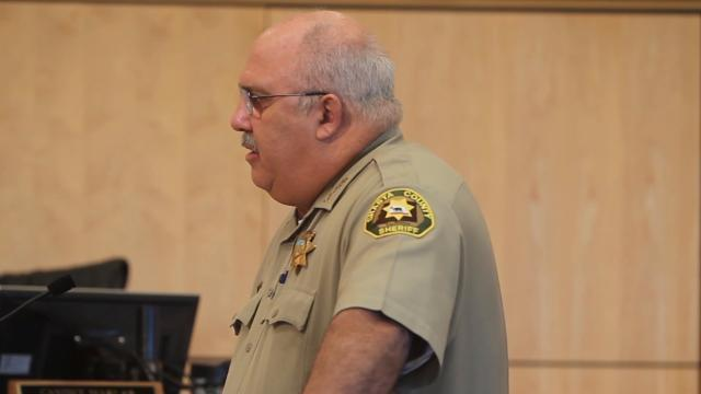 Shasta County Sheriff Tom Bosenko relays his thoughts about Senate Bill 54.