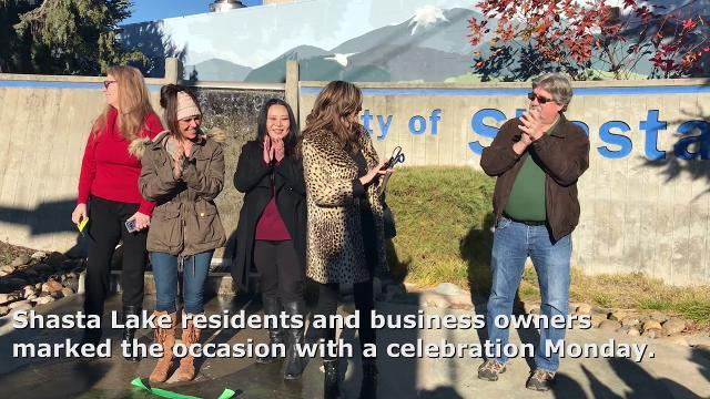 Jan. 1 marked the first day commercial sales of recreational marijuana was legal in California. Shasta Lake, which has three businesses that sell recreational marijuana, celebrated the day with a ribbon cutting.