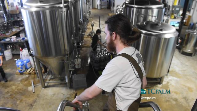 Homegrown: Sailfish Brewing Company pours local brew for the locals