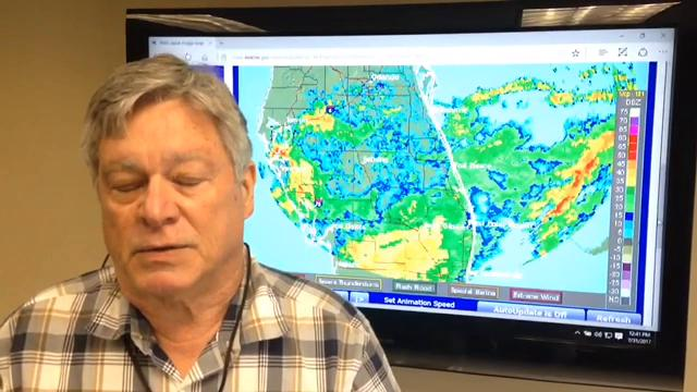 Video: Emily could strengthen after moving offshore