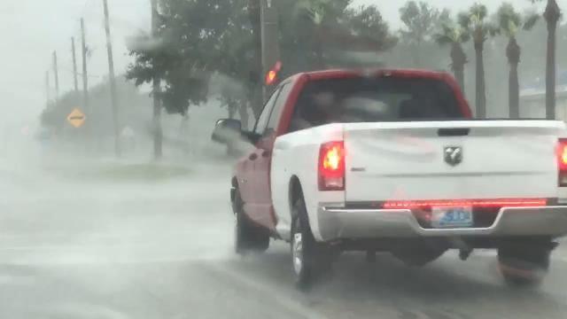 Video: Prima Vista Blvd. flooded in SLC