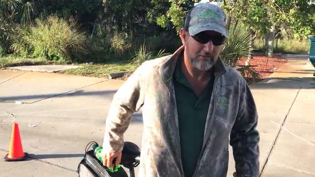 Video: Witness describes fatal rollover crash