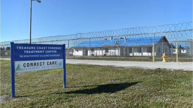 Dcf Finishes Investigation Into Treasure Coast Forensic Treatment Center
