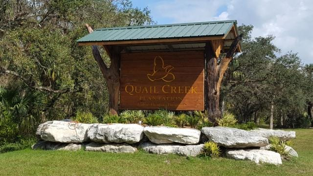 The 2018 Gator Cup Sporting Clays Tournament is taking place through Sunday at Quail Creek Plantation in Okeechobee.