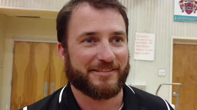 Jensen Beach boys basketball coach, player talks about loss to Boyd Anderson