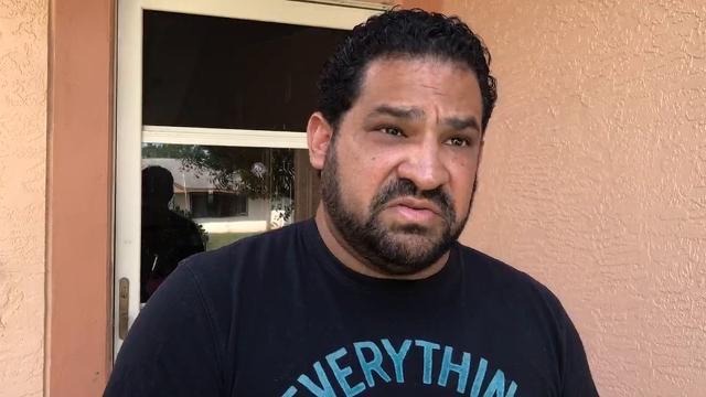 Edgar Rivera describes discovery of a body at a rental home