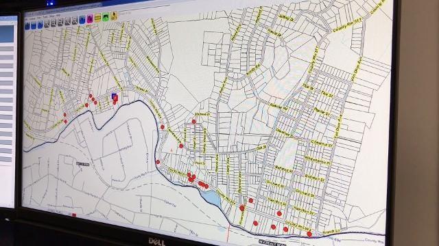 Bloomingdale surveillance cameras