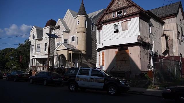 Video: Auburn Street in Paterson
