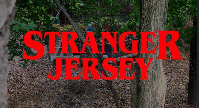 Stranger Jersey: Gates of Hell