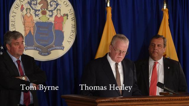 Video: Christie releases new report on pension funding