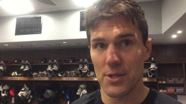 Devils defenseman Ben Lovejoy has become the first active NHL player to pledge to donate his brain for CTE research.
