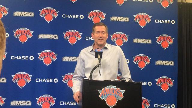 Video: Jeff Hornacek on Knicks win over Thunder