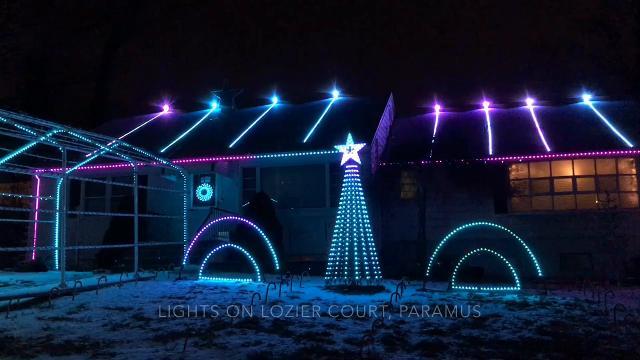 WATCH: Holiday lights rekindle hope