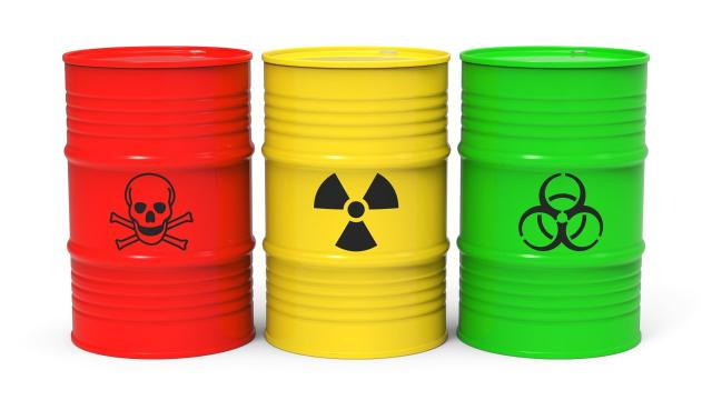 Toxic secrets: Dangerous solvents lurk underground