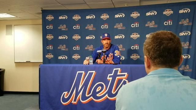 Mets manager Mickey Callaway says the depth of the pitching is even better than he initially thought.