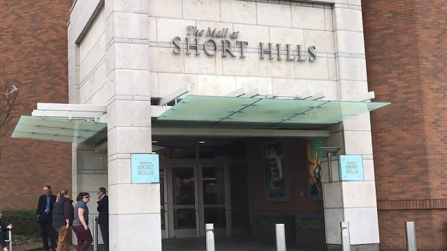 Jamie Cox, the general manager of the Mall at Short Hills, talks about his job and what makes the mall different.