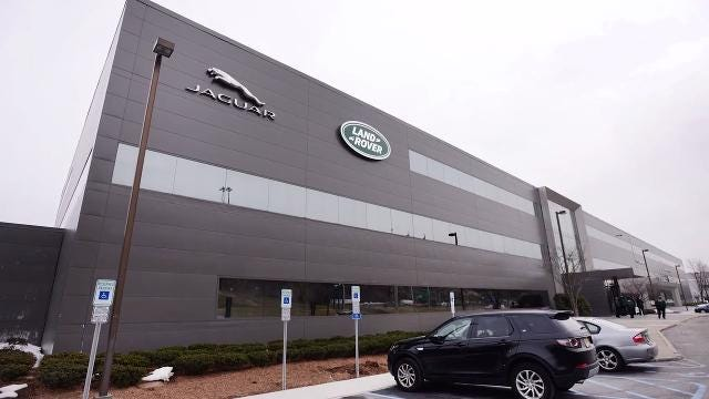 New Mahwah Jaguar Land Rover headquarters will keep 360 jobs in NJ