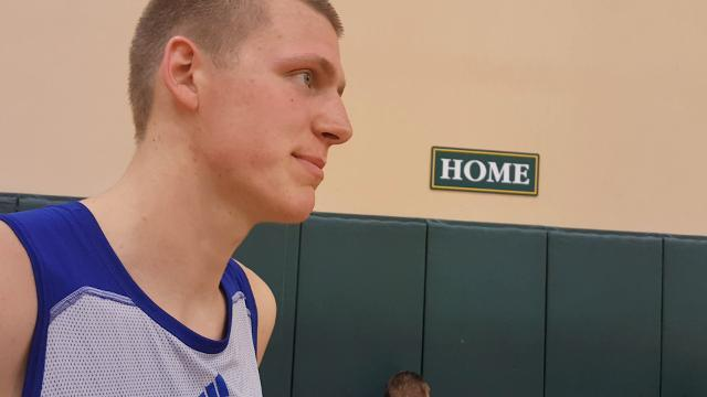Pistons' Henry Ellenson on his offseason work