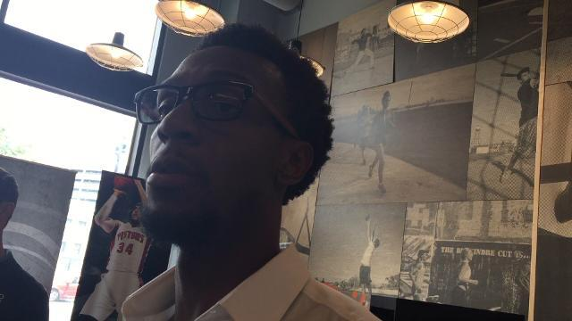 Pistons' Ish Smith talks improved offense