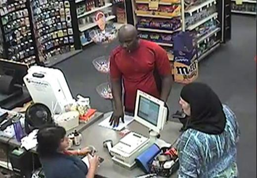 Strong arm robbery at CVS in Dearborn caught on camera