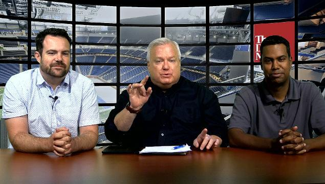 Lions Lowdown training camp edition with Wojo, Niyo and Justin