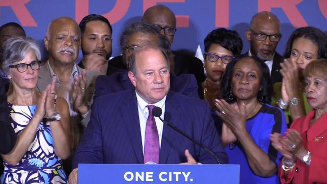 Mayor Mike Duggan on the future of Detroit