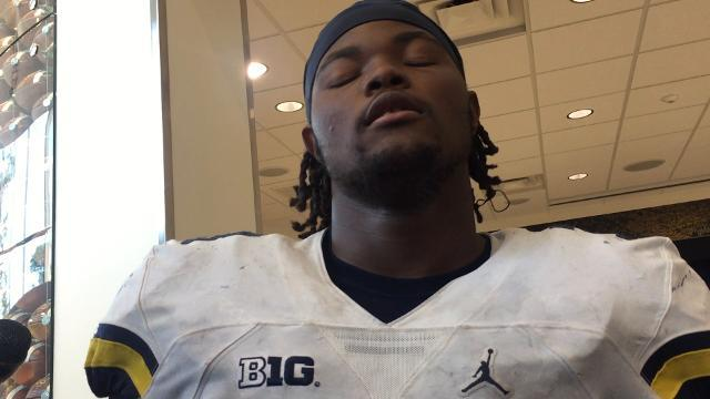 Rashan Gary on leadership