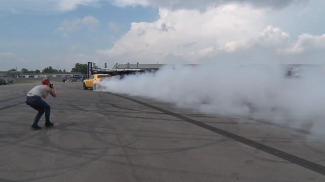 Roadkill Nights preview:  Burning rubber in Pontiac